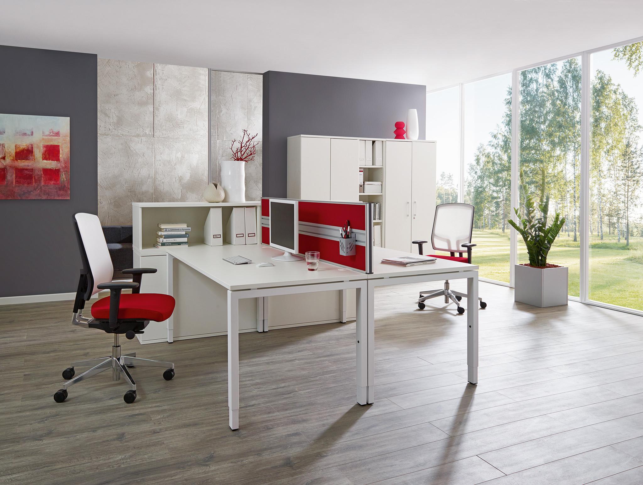 NetGo - fm® - Büromöbel: Büroeinrichtung aus Bösel